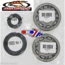 Honda CR250 CR 250 92-97 All Balls Cuscinetto Albero Motore & Kit Guarnizioni