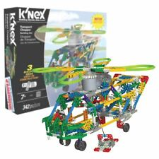 New K'nex Transport Chopper Vehicle Building Set w/ Motor Official
