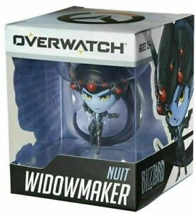 Overwatch Nuit Widowmaker Cute But Deadly Vinyl Figure Collectable NEW BOXED