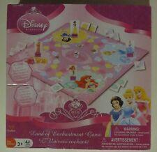Disney Princess Land of Enchantment Board Game New/Sealed