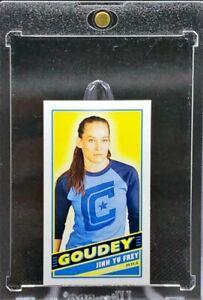 2020 Goodwin Champions Jinh Yu Frey Goudey Mini Short Print, UFC!!
