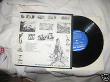"""Wallace House lute War of 1812 10"""" Folkways FA 2164"""