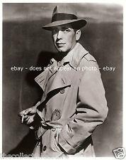 HUMPHREY BOGART BOGEY MALTESE FALCON CASABLANCA MOVIE STAR ACTOR 8 X 10 PHOTO