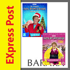 MRS BROWNS BOYS Brown's Boy Series 1, 2 & 3 + Christmas Special R2 DVD Box Set