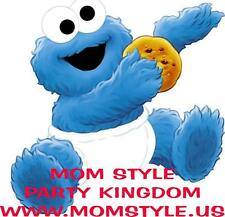 Baby Cookie Monster Iron-on Transfer for white T-shirt