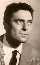 CARTE POSTALE PHOTO CELEBRITE ACTEUR RALPH VALLONE