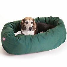 Large Green Bagel Donut Dog Pet Bed Mat FREE Shipping