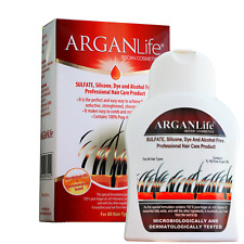 Arganlife Moroccan Pure Argan Oil Shampoo, 8.45 ounce