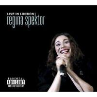 "REGINA SPEKTOR ""LIVE IN LONDON"" CD+DVD NEU"