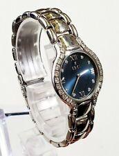 "RARE,UNIQUE Women's SWISS Watch EBEL "" Beluga "" E9157428-20 w/ Diamonds"