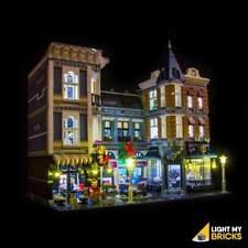 LIGHT MY BRICKS - LED Light Kit for LEGO  Assembly Square 10255 set - NEW