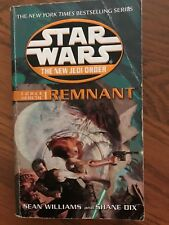 Star Wars: The New Jedi Order  Remnant 15 by Sean Williams and Shane Dix PB