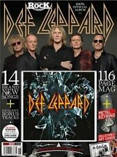 October Classic Rock Magazines in English