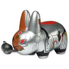 Justice League - Cyborg Kid Robot Labbit Figure New & Official DC Comics In Pack