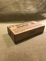 WWII US Army Marine Corps K-Ration early war Breakfast box