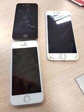 lot Apple iphone hs x3