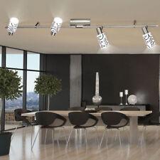 EGLO 90393 lampada x parete 4 faretti 9W G9 modello Pesaro 220V IP20 bianco nero