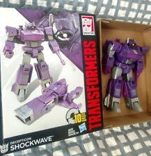 Transformers Battalion Generations Shockwave Decepticon Cybertron G1 Titans POTP
