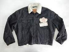 LEVI'S SHERPA VINTAGE JACKET JEANS GIACCA NEW DEADSTOCK