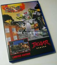 Atari Jaguar Game CD: # IRON SOLDIER 2 CD LIMITED EDITION # * merce NUOVA/BRAND NEW!