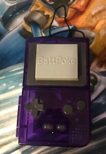Vintage BattPoke - Translucent Purple