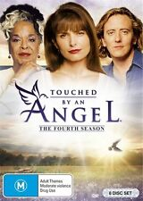 Touched by an Angel Season 4 NEW R4 DVD