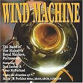 Wind Machine, H.M. Royal Marines, Very Good CD