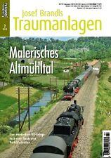 Eisenbahn Journal - Malerisches Altmühltal - Josef Brandl Traumanlagen