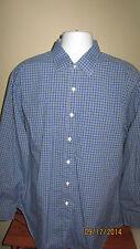 17 1/2 34 35 Polo Ralph Lauren Curham Classic Fit Long Sleeve Button Down Shirt