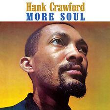 Hank Crawford – More Soul CD