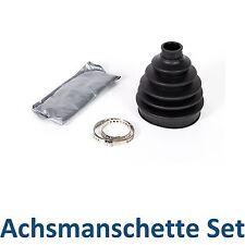 Achsmanschette Set Faltenbalg Satz AUDI SKODA VOLVO VW Radseitig