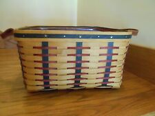New ListingLongaberger Small Wash Day Basket Set Proudly American 03 *shipping included!*