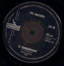 "The Ventures(7"" Vinyl)El Cumbanchero / Skip To M' Limbo-Liberty-LIB 68-Ex/Ex-"