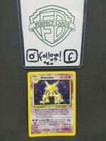 POKÉMON LEGENDARY ALAKAZAM HOLO 1/110 NM-