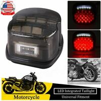 LED Tail Light Indicator Brake For Harley Touring Road King Electra Glide FLSTF