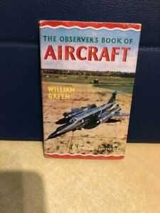 Observer's book of AIRCRAFT 1963