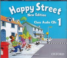 Oxford HAPPY STREET 1 Class Audio CDs New Edition | Maidment Roberts @NEW SEALED