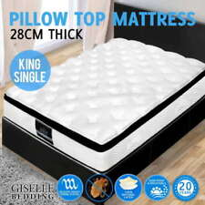 Unbranded Fabric Medium Firm Mattresses