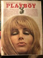 Playboy Dec 1969 Timothy Leary, Guide To Soft Core Pornography