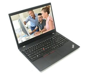 Lenovo ThinkPad T570 Core i7-6600U 2.60GHz 8GB RAM 256SSD Win10Pro 15.6