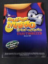 Super Mario 64 Game Secrets UnauthorizedF1 - CD