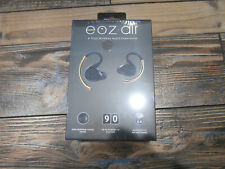 Completely Wireless Bluetooth Earphones EOZ air Noir and Gold