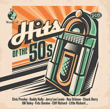 CD Hits Of The 50s von Various Artists 2CDs