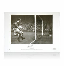 C Signed Premiership Player/Club Football Photos