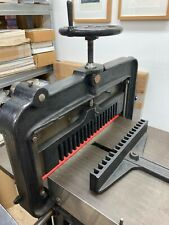 """More details for guillotine 24"""" cut heavy duty bookbinding"""