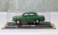 Dacia 1100  Masini-de-legenda IXO-IST DeAgostini 1:43