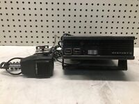 Vintage General Electric GE Century II CB Radio W/ Squawker Mic COOL TRUCKER