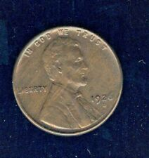 1926 D Lincoln Wheat Penny Cent, high grade problem free coin                 a