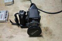 ZENZA BRONICA SQ-AM Medium 6x6 Camera