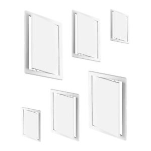 High Quality White Access Panel Inspection Hatch Plastic Revision Door All Size